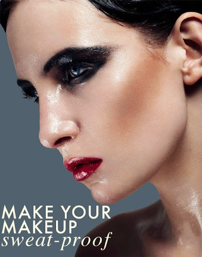 How to Make Your Makeup Sweat-Proof
