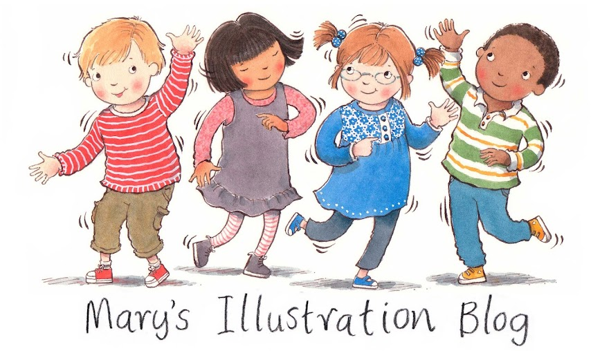 Mary's Illustration Blog