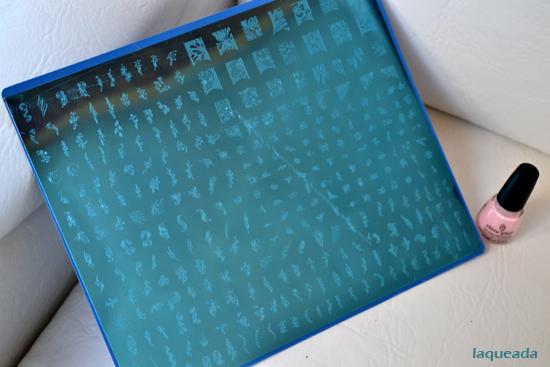Placa de stamping XXL