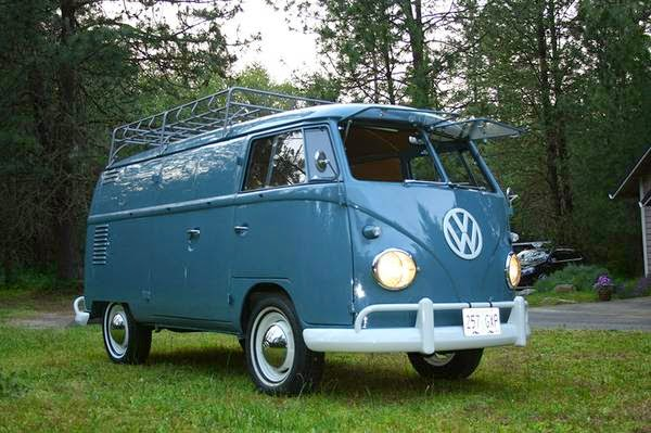 1959 vw t1 double door panel auto restorationice. Black Bedroom Furniture Sets. Home Design Ideas