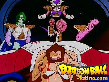 Dragon Ball Z capitulo 78