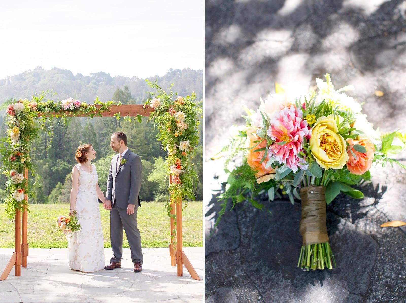 Wedding at the Brazilian Room, Tilden Park, Berkeley | Kelly ...
