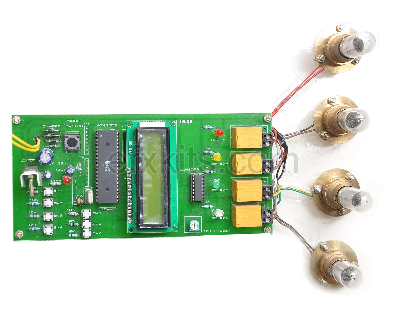 Engineering Projects Low Cost Programmable Logic Control Plc For 8051 Microcontroller Students Thursday 31 May 2012