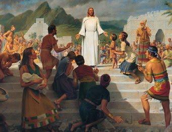 Jesucristo en Las Americas