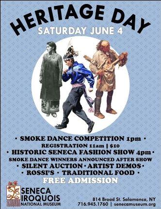 6-4 Heritage Day Seneca Iroquois