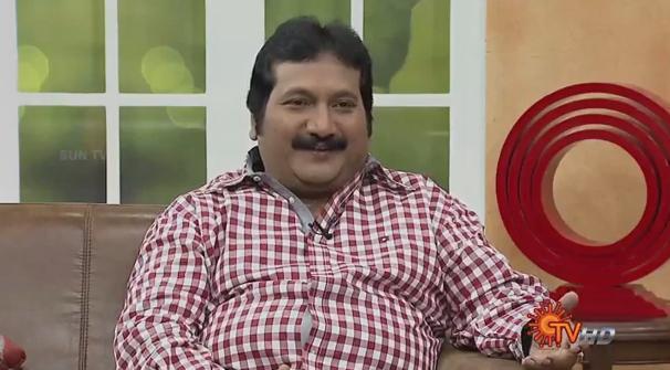 Virundhinar Pakkam – Singer Mano – Sun TV Show 06-09-2013
