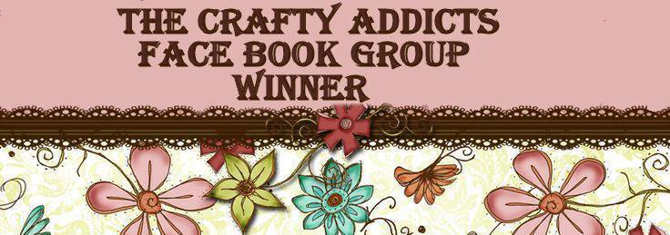 Crafty Addicts winner