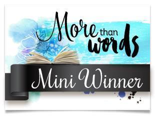 more than words mini challenge winner