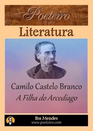 A Filha do Arcediago, de Camilo Castelo Branco pdf grátis