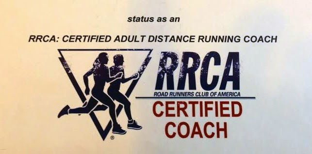 Pavement and Peaks: RRCA Certified