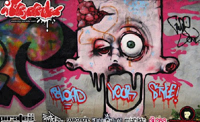 Urban, Graffiti Urban, Design