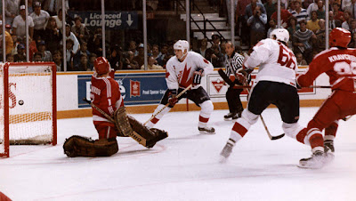 Mario Lemieux goal Canada Cup