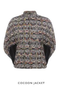 Alexander McQueen Cocoon Jacket