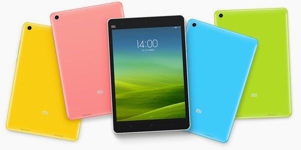 Spesifikasi Utama Xiaomi MiPad 7.9