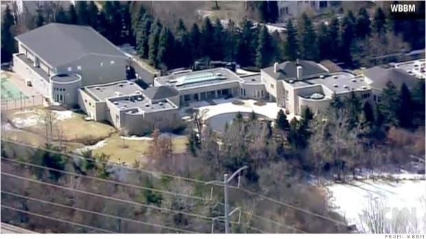 Gimnasio Baños Jordan: quiere comprar la mansión de Michael Jordan? – El rincón de imo