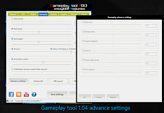 Gameplay tool 2013   version 1.04 released 10/28