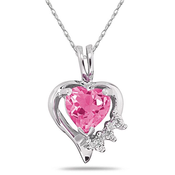 jray jewelry blog heart shaped pink topaz and diamond