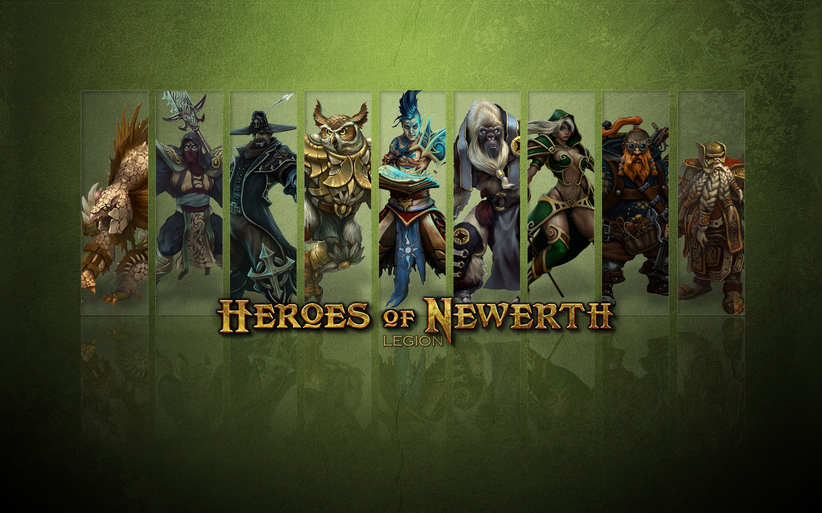 Heroes of Newerth Client (Mac) - Free Download