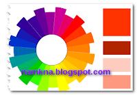 Bảng mã màu chọn tự động cho blogger, website