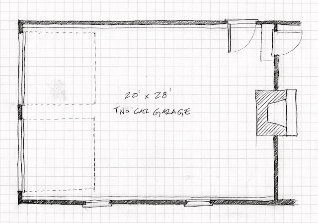 Garage Plans With Ground Level Apartment