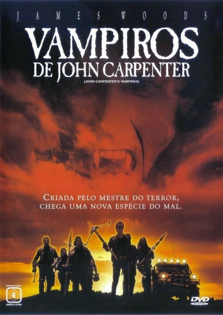 Vampiros de John Carpenter – Dublado (1998)