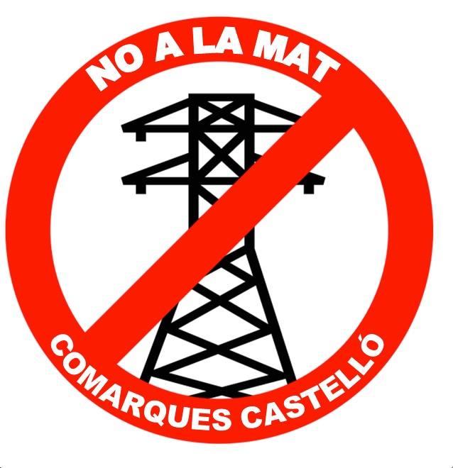 No a la MAT comarques de Castelló