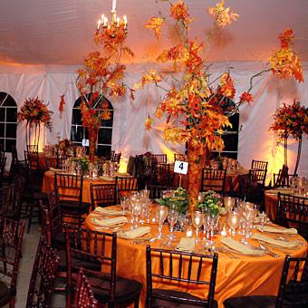 Wedding flower wedding candles wedding decorating fall wedding fall wedding color combinations junglespirit Choice Image