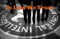CIA - In lies we trust