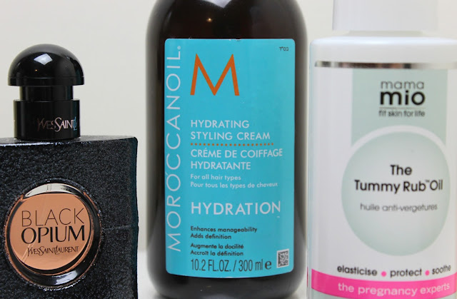 A picture of Moroccan Oil Hydrating Styling Cream