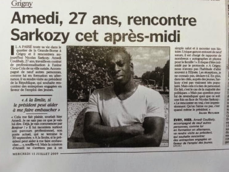 Amedi Coulibaly,