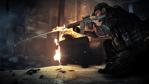Medal of Honor: Warfighter's Zero Dark Thirty Map Pack Trailer