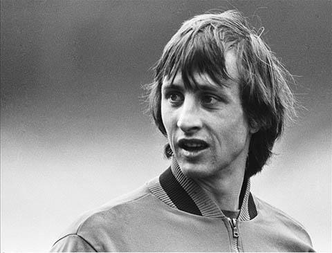 johan cruyff allenamento frasi frase olanda ajax barcellona