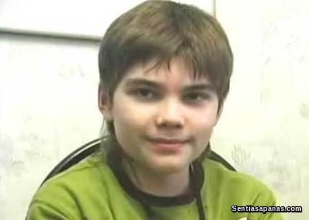 Boris Kipriyanovich The Martian Boy