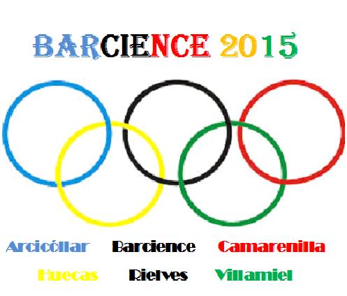 OLIMPIADA INTERESCOLAR Barcience 2015