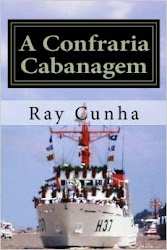 A CONFRARIA CABANAGEM - Capa da edição da Amazom.com