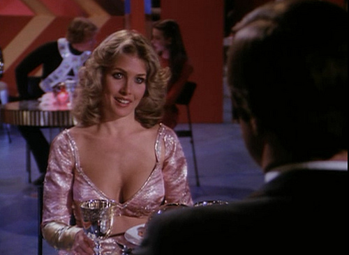 Friday The 13th Today Foxy Ladies Of Buck Rogers Kimberly Beck