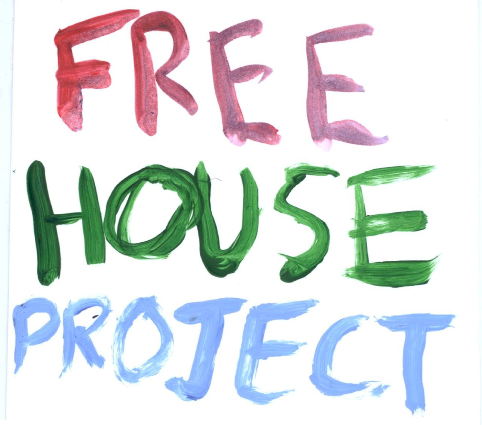 Free House Project Logo