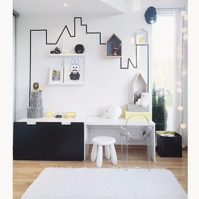 10 ideas para decorar paredes en un dormitorio infantil - Decorar pared dormitorio ...
