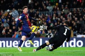 Lionel Messi breaks Gerd Muller's record