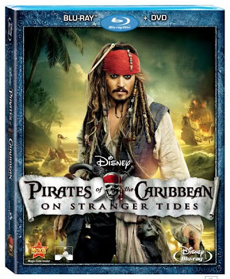 Pirates Of The Caribbean : On Stranger Tides (2011) BRRip 800 MB, the pirates of the caribbbean