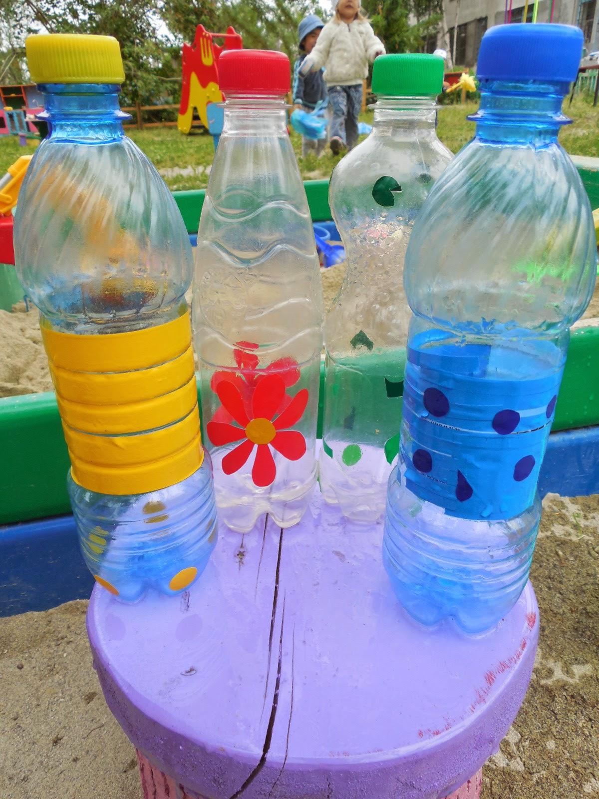 Игрушки своими руками для прогулки в детском саду 44