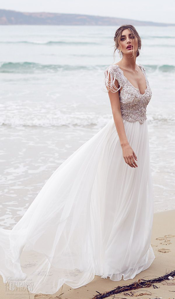 Beach wedding dresses 2016