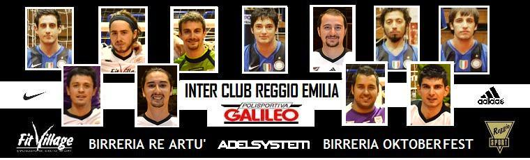 Galileo Calcio a 5 Inter Club Reggio Emilia - Campionato CSI 2011/2012