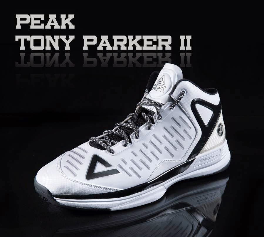 reputable site 06acb ba7f6 Peak Tony Parker II  Analykix