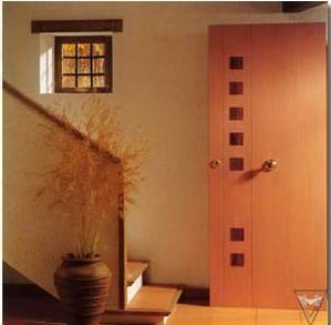 Fotos y dise os de puertas puerta para exteriores for Disenos de puertas exteriores