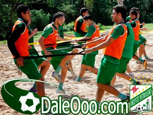 Oriente Petrolero - Samuel Galindo - DaleOoo.com web del Club Oriente Petrolero