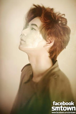 Super Junior 6th Album (Sexy, free & Single) Teaser Photo - Kyuhyun
