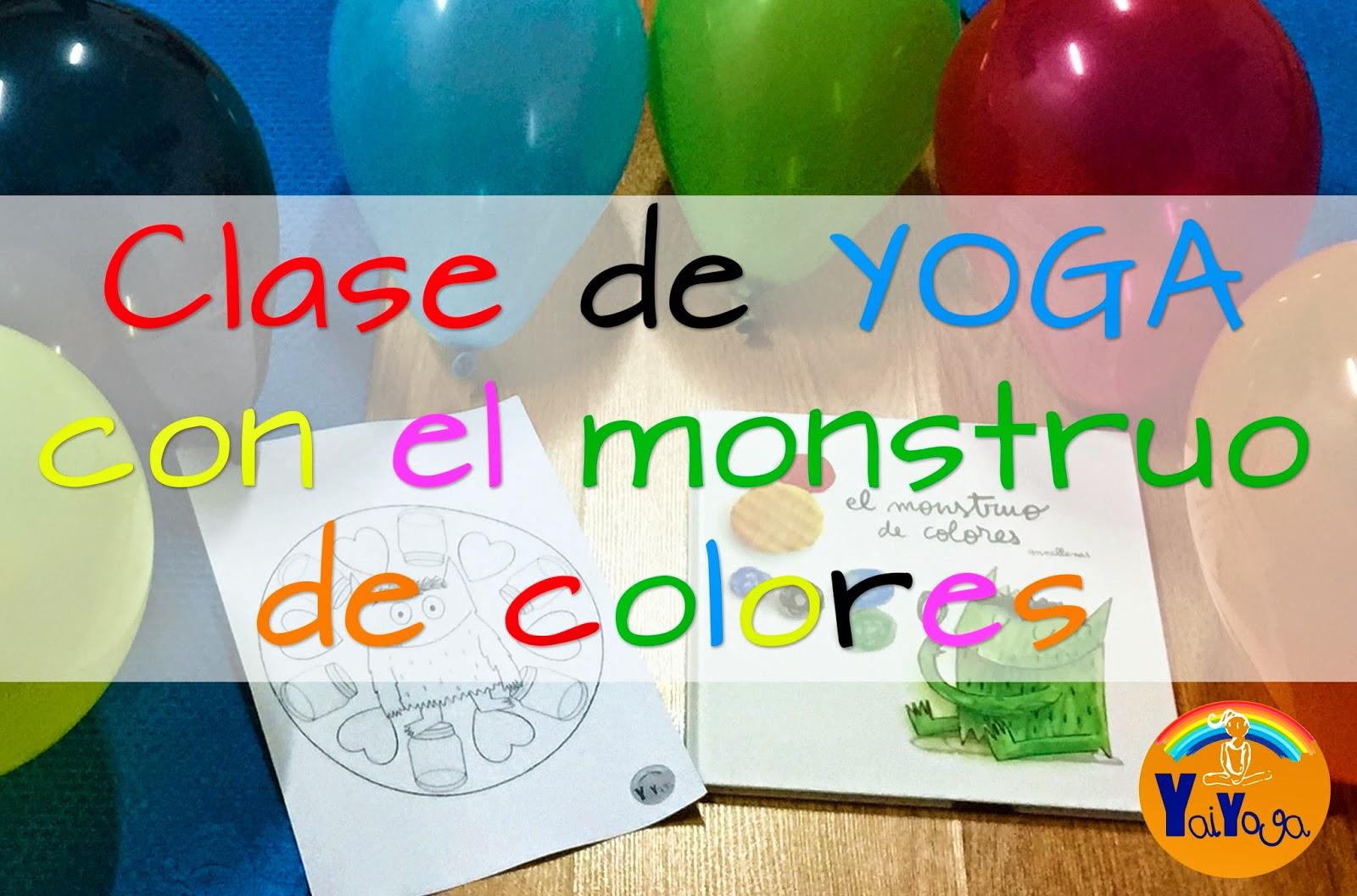 YaiYoga: Clase de yoga con \