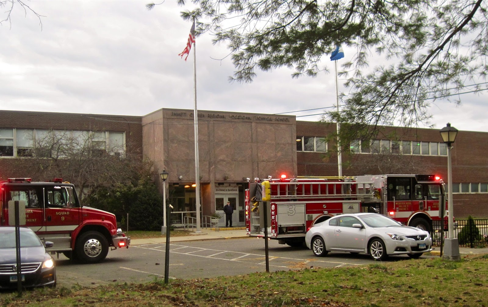 View from the Valley: Smell forces evacuation at Emmett O\'Brien Tech