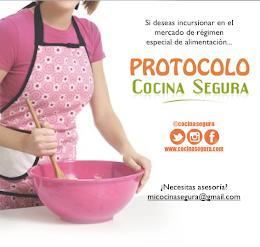 Asesorías Protocolo CocinaSegura